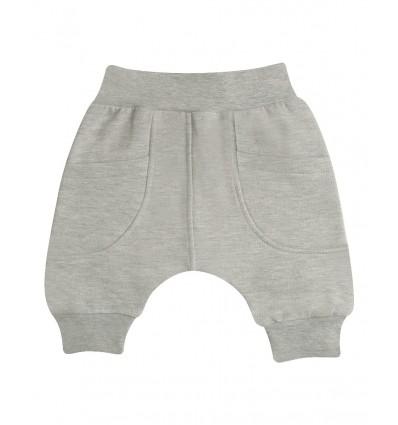 Spodnie dresowe dla chłopca z bawełny organicznej