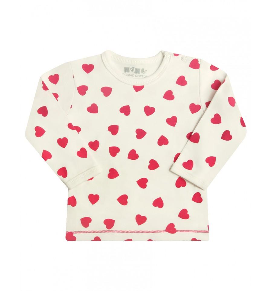 6f118081a3c535 Piżama dla dziewczynki z bawełny organicznej - Escallante
