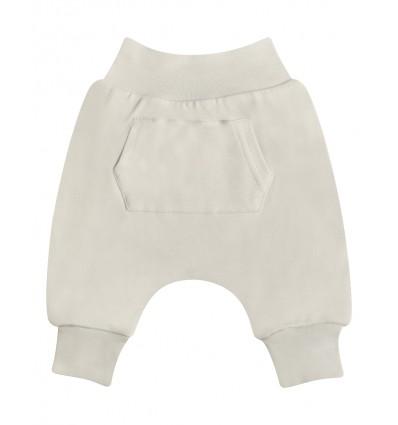 7b4d0a9d00bef5 Spodnie chłopięce z bawełny organicznej - Escallante