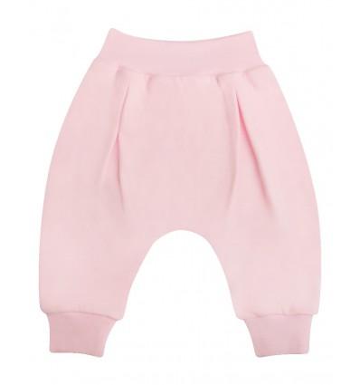 Spodnie niemowlęce dla dziewczynki