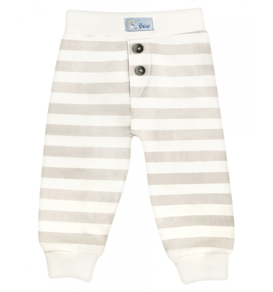 f89b4975b3fe6c Spodnie dla chłopca z bawełny organicznej - Escallante