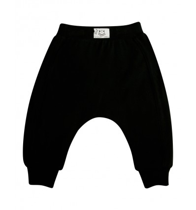 39e43c4c529c48 Spodnie niemowlęce z bawełny organicznej - Escallante