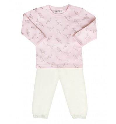 9eadc8c4ff56d2 Piżama niemowlęca z bawełny organicznej - Escallante