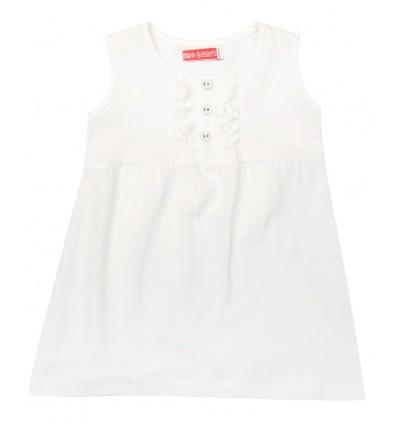 T-shirt dziewczęcy na ramiączka