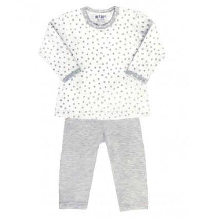 1c4801160ea5eb Piżama niemowlęca dla dziewczynki - Escallante
