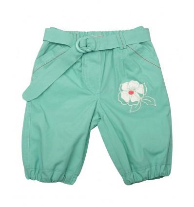 Spodnie 3/4 dziewczęce