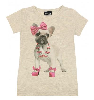 t-shirt dziewczecy