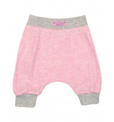 Spodnie niemowlęce dziewczęce