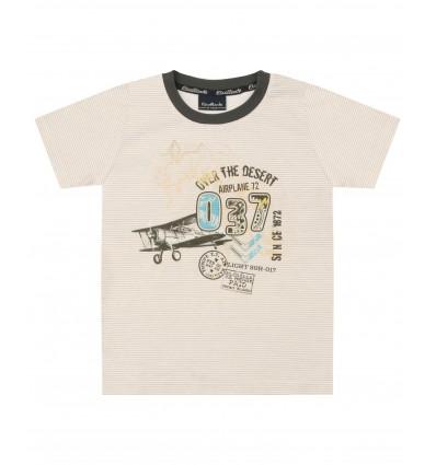 T-shirt chłopięcy z krótkim rękawem