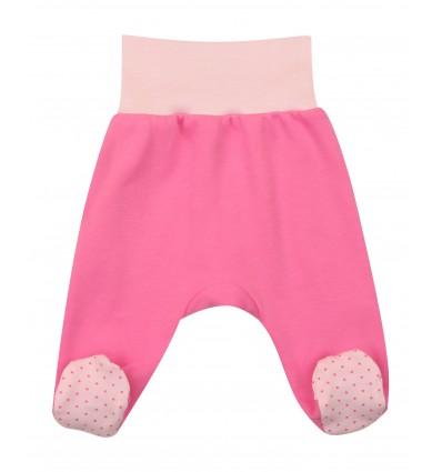 Półśpiochy niemowlęce dla dziewczynki