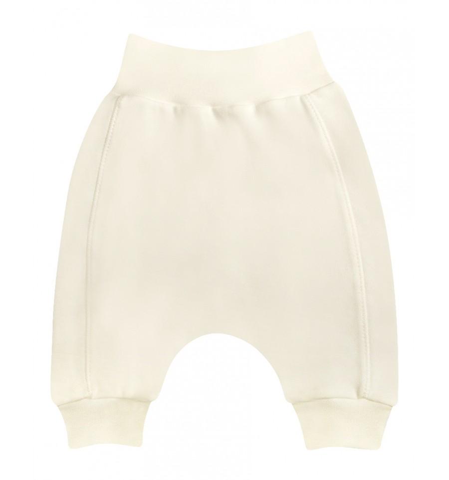 4c5c4fce81b272 Spodnie dla dziewczynki z bawełny organicznej - Escallante